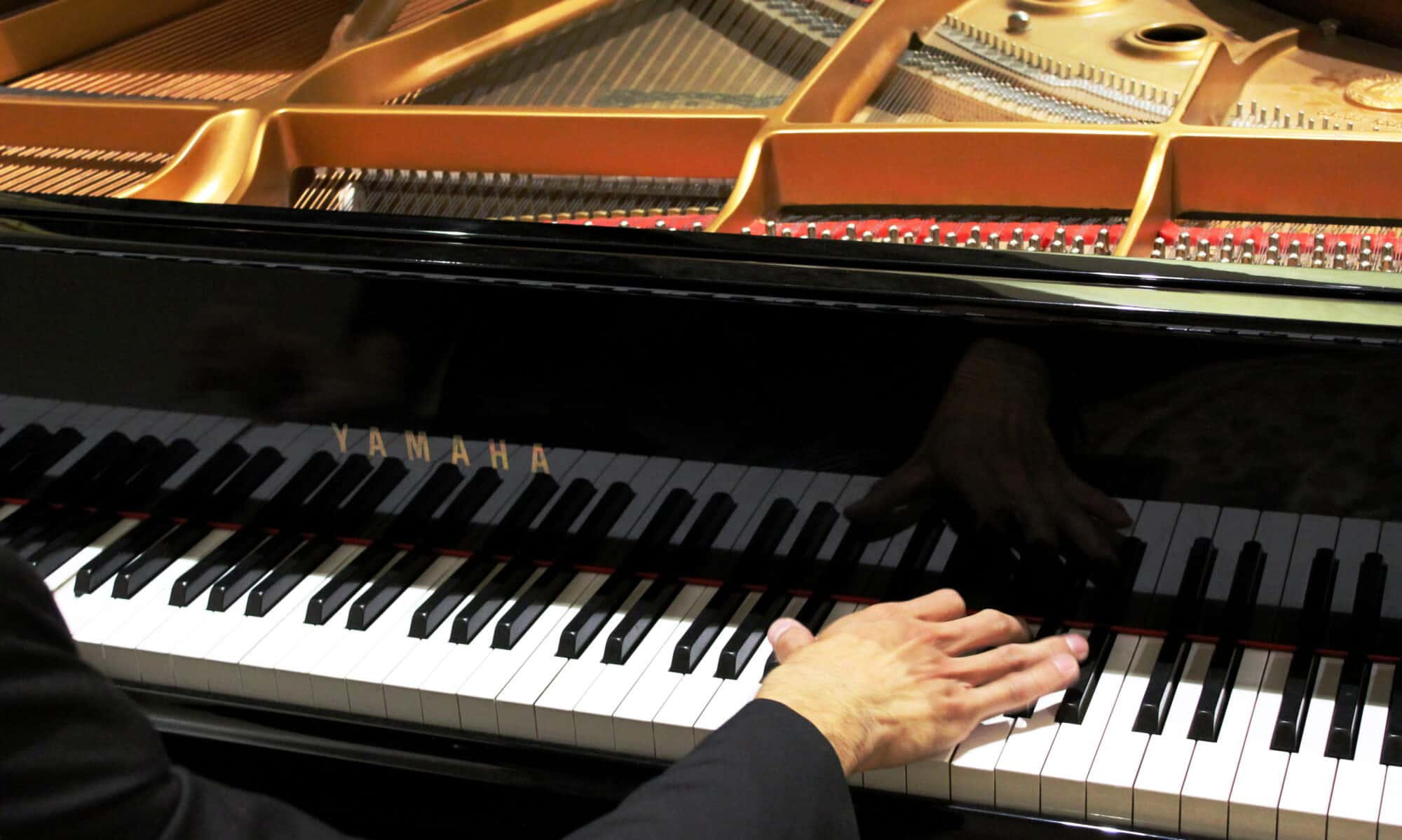 The Traveling Pianist